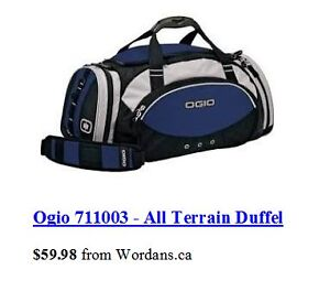 OGIO Athletic Bag - brand new/never used - $25