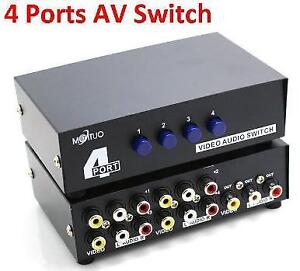 List of Audio/Video Switches starting from $45.23. We have lot of stocks!