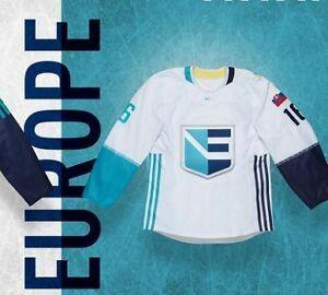 2016 World Cup of Hockey Jersey - Team Euro