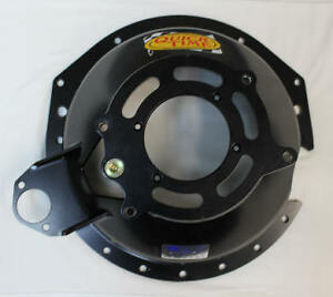 Scattershield, aluminum flywheel, Dual disk clutch for Chevrolet