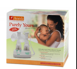 AMEDA BREAST PUMP -( DOUBLE )FOR SALE
