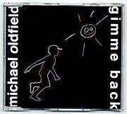 Mike Oldfield Singles CD