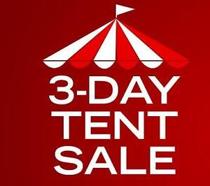UNDER THE TENT / SIDEWALK SALE (Oct. 28 to 30): Select 2016 Bikes @ Cost Price and Up to 50% OFF Apparel