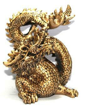 chinese dragon statue ebay