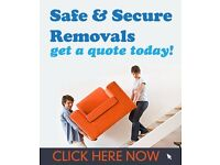 MAN AND VAN HIRE RELIABLE HOUSE REMOVAL SERVICE FURNITURE DISPOSAL BIKE DELIVERY NATIONWIDE REMOVALS