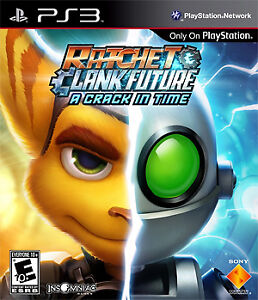 Ratchet & Clank Future: A Crack in Time for PS3