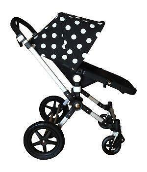 bugaboo cameleon canopy stroller accessories ebay. Black Bedroom Furniture Sets. Home Design Ideas