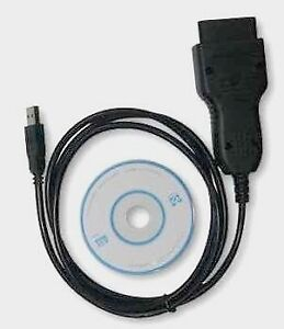 VAG Tacho 3.01 USB Cable VW Audi Programmer Read Pin Code
