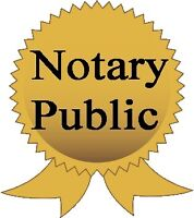 Notary & Commissioner of Oaths