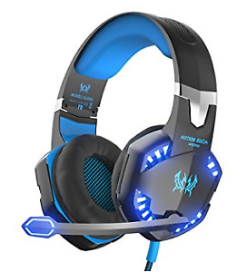 VersionTechG2000 PC Gaming Headset with Volume Control Stereo...