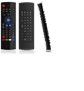 T3 Air Mouse, Wireless Keyboard and Microphone