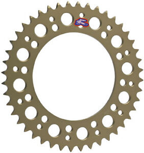 RENTHAL REAR SPROCKET 45T - 520 CHAIN CONVERSION - HONDA CBR600F