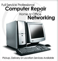 COMPUTER REPAIR AND SERVICES