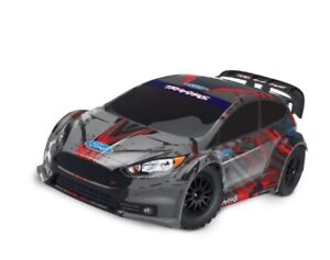 Traxxas Rally Ford Fiesta RC Car -Perfect Christmas Gift for Him