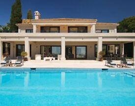 Villa Blue - Marbella book direct!