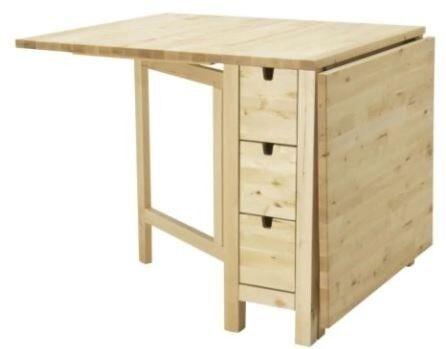 Ikea Fold Out Desk Reception Desk Drawing
