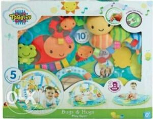 Taggies Bugs and Hugs Play Gym/Mat