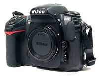 Nikon D300 DSLR, MB-D10 Vertical Grip, Extra Battery, More
