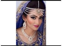 Asian bridal make up artist in London, Whitechapel, Essex, Southall, Slough