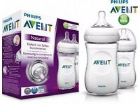 Philips Avent Natural Bottle & Teats