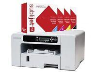 Sawgrass SG400 Sublimation Printer And Starter Kit