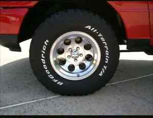 WANTED! Looking for 17 inch 8 bolt rims