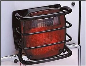 Rampage Rear Euro Light Guards Jeep Wrangler 2007-17 West Island Greater Montréal image 1