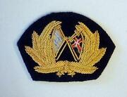 Merchant Navy Cap Badges