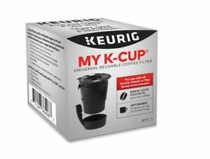 New Keurig Classic My K-Cup Universal Reusable Coffee Filter