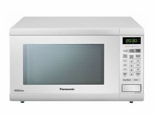 PANASONIC INVERTER MICROWAVE, BOUGHT FOR $155, SELLING AT $89
