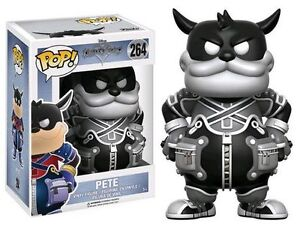 Funko Pop! Kingdom Hearts - Pete (Black & White)