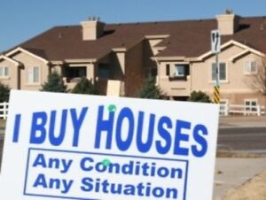 # We Buy Houses! **Quick, Easy, Cash Offer**