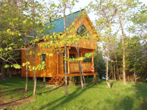 CABINS/CAMPING Available on RICE LAKE Island! ***INCREDIBLE***