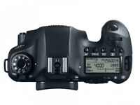Brand New in Box: Canon EOS 6D DSLR Camera