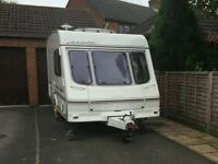 Swift Silhouette Caravan 2 berth 2000