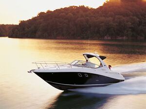 2008 SeaRay 310 Sundancer