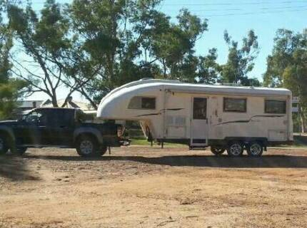 MCQUARIE 25ft Travelhome Yanchep Wanneroo Area Preview