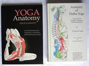 Yoga Books - Buy Both or Singly