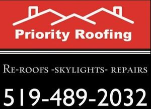 Why Priority Roofing?  Here Is Our Promise To You... Cambridge Kitchener Area image 1