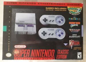 SNES Classic with 285 games