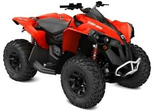 2017 Can-Am Renegade 570 ATV