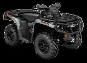 Looking for a Can-Am Outlander