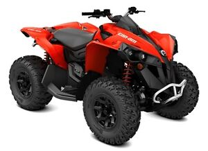 2016 Can-am Renegade 570 ATV