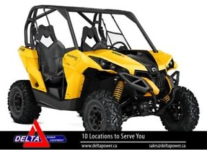 New 2017 Can-am Maverick XC 1000R EFI Side-By-Side