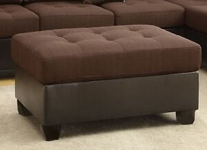 SALE! BRAND NEW OTTOMANS for ONLY $ 50!