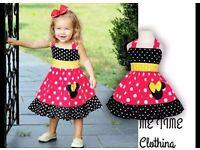 Minni Mouse dress