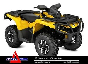 Can am Outlander XT 570 ATV