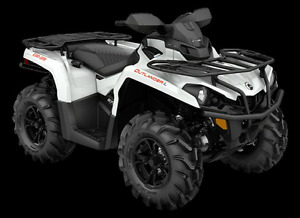 Can Am Outlander L 570