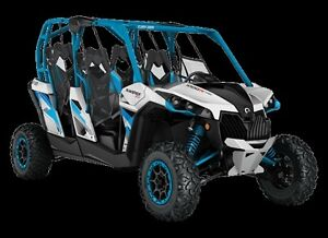 2016 Can-Am Outlander MAX X ds Turbo Side-by-Side