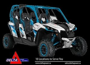 2016 Can-Am Outlander MAX X ds Turbo ATV